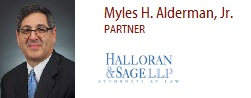 Myles Alderman, Connecticut lawyer, partner
